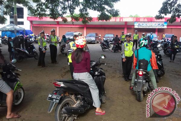 Polresta amankan sepeda motor tanpa dokumen