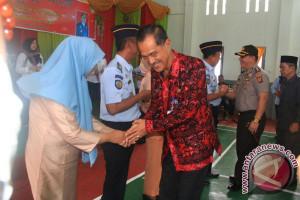 Sekda hadiri sertijab Kalapas Kuala Tungkal