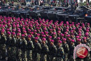 Kepala Staf TNI AL resmikan Markas Komando Pasukan Marinir 2 di Marunda