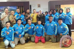 16 pegulat Jambi ikut Kejurnas 2017