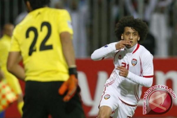 Omar Abdulrahman Masuk Nominasi Pesepakbola Terbaik Asia