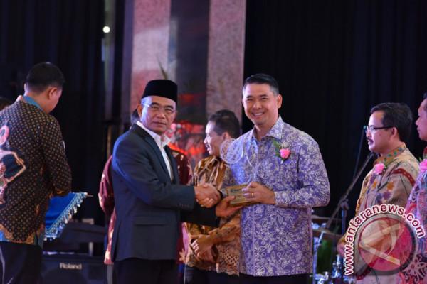 Sepekan Kota Jambi Raih Dua Penghargaan