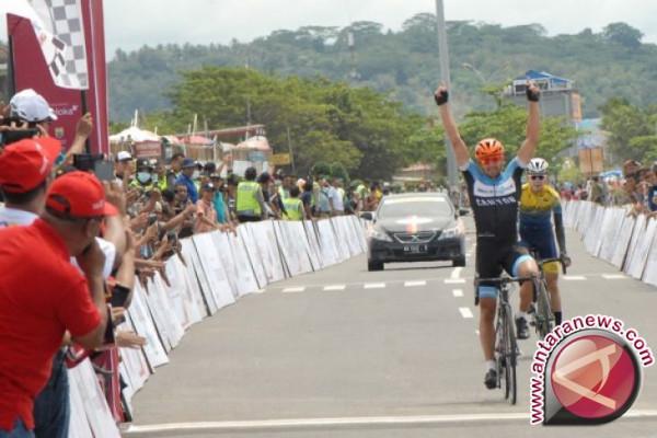 Muller raih kemenangan kedua di Tour de Singkarak