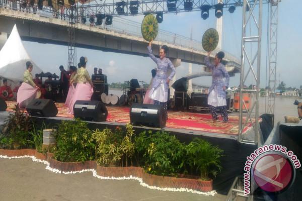 Festival Sungai Batanghari Resmi Dibuka