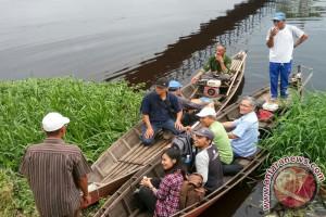 Puluhan peneliti Unja dilibatkan  penelitian lahan gambut (Video)