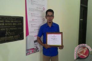 Pewarta Antara Juara III Media Kompetisi SKK Migas Jambi