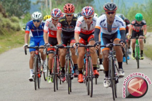 Menang Adu Sprint Imam Juara Etape Enam Tour Singkarak