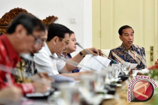 Presiden Minta Kementerian/ Lembaga Perbaiki Penganggaran