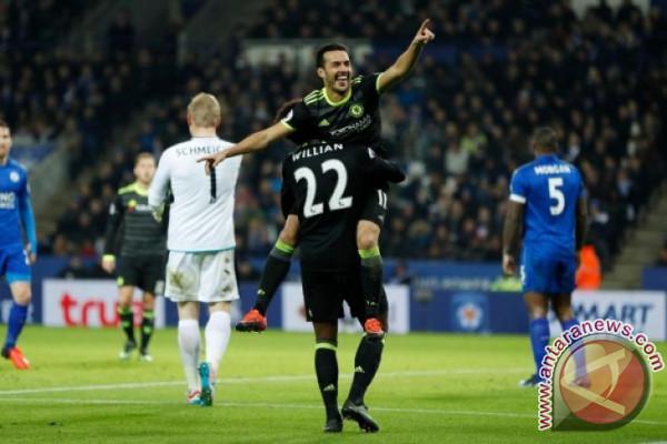 Chelsea Taklukan Huddersfeld 3-1