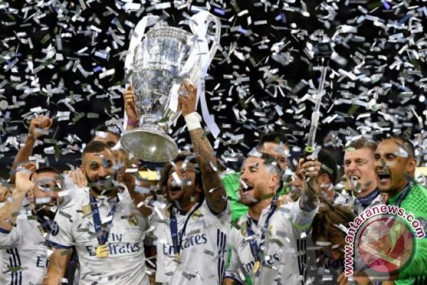 Real Madrid Ukir Sejarah Pertahankan Juara Piala Dunia Antar Klub