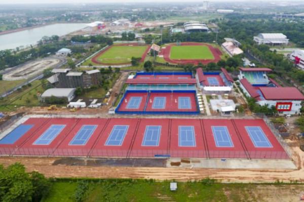 """Jakabaring, """"kiblat"""" olahraga setelah Senayan"""