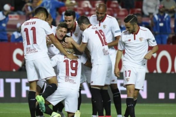 Sevilla tekuk Atletico 2-1