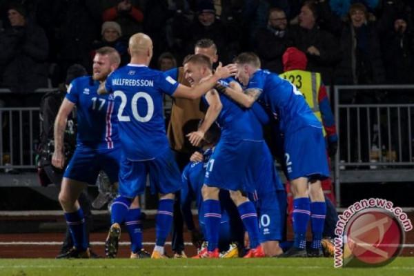 Timnas Islandia puji Stadion Utama GBK