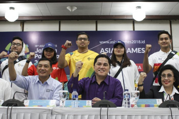 Rekrutmen relawan Asian Games 2018
