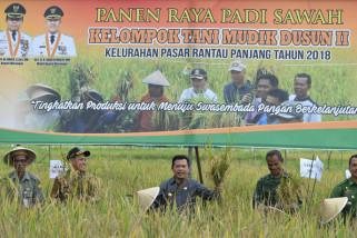 Bupati Merangin tolak beras impor