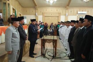 Bupati Sarolangun lantik 238 pejabat