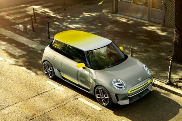 BMW bentuk usaha patungan untuk produksi Mini listrik di China
