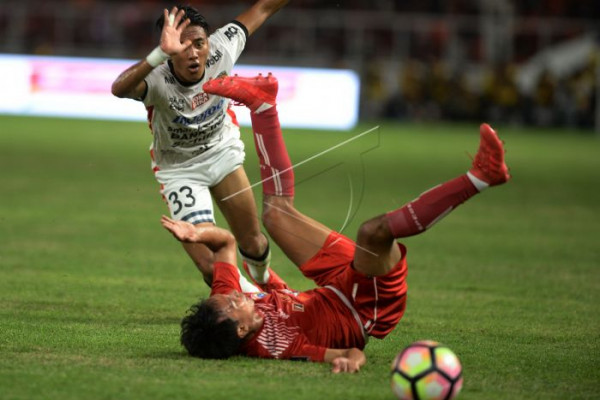 Persija rebut Piala Presiden 2018