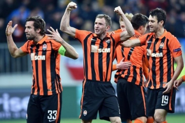 AS Roma kalah 1-2 dari Shakhtar