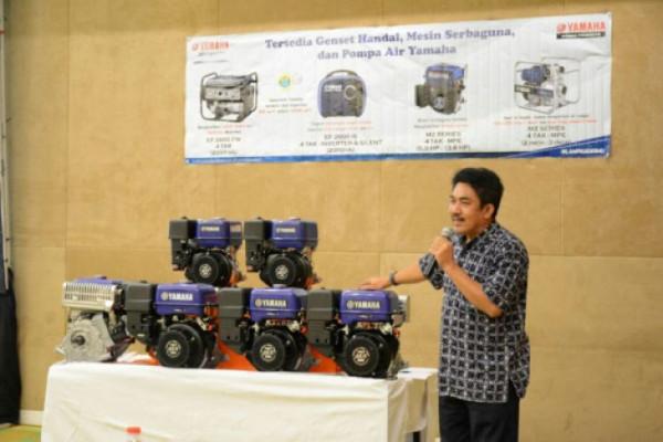 Yamaha kembangkan teknologi sektor pertanian dan perikanan