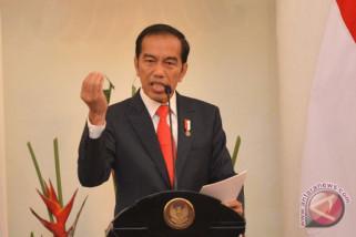 PDI Perjuangan tetapkan Jokowi sebagai capres 2019