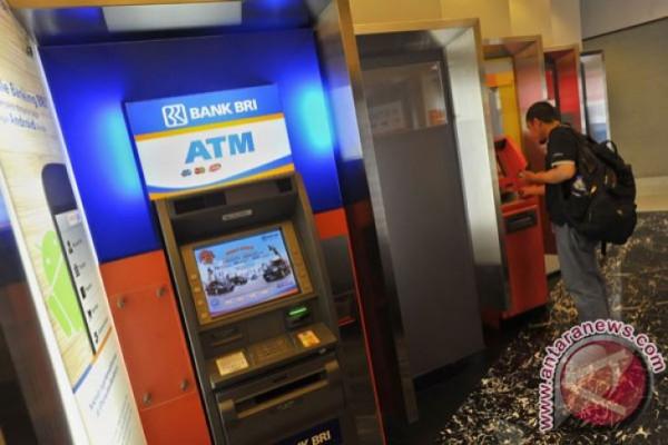 Polisi sita ribuan kartu ATM pembobol nasabah BRI