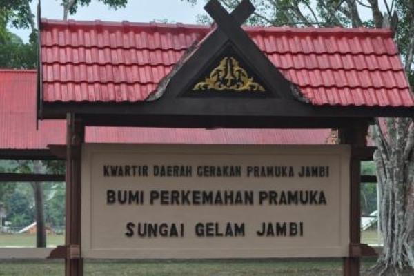 Jambi akan lengkapi fasilitas perkemahan santri nasional
