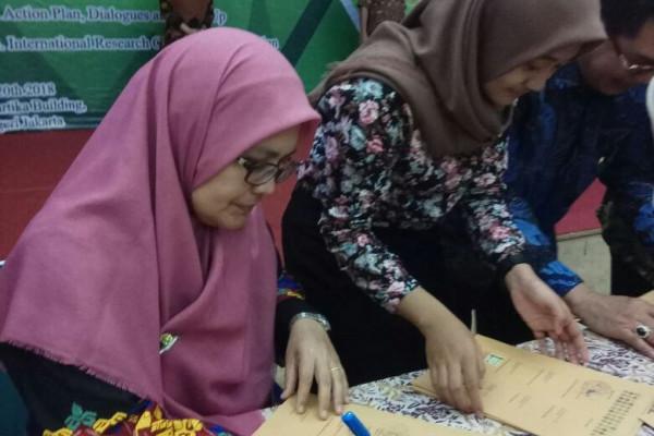 LPPM Unja tandatangani MoA dengan ALSI