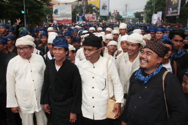 1.500 warga Baduy temui Gubernur Banten