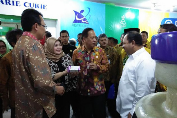 Bio Farma teken nota kesepahaman pada Indonesia Science Day