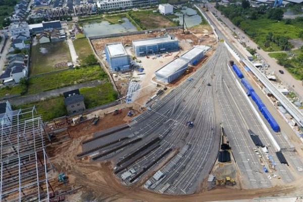 Berharap pembangunan LRT Sumsel selesai tepat waktu