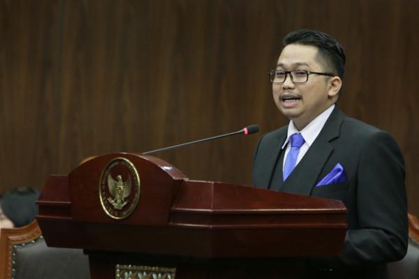 Rullyandi dicatat MURI ahli hukum termuda