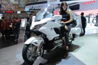 Honda Gold Wing masuk pasar Indonesia, harganya Rp 1 miliar