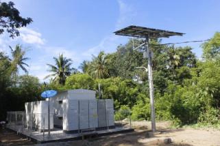 Len terangi 909 rumah desa terpencil Sumba Timur