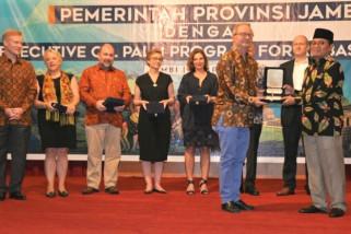 Jambi berkomitmen implementasikan pengelolaan sawit ramah lingkungan