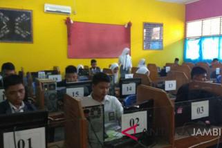 Limit waktu di komputer, peserta UNBK merasa diburu