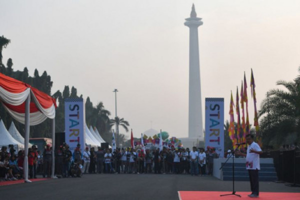 Parade Asian Games 2018