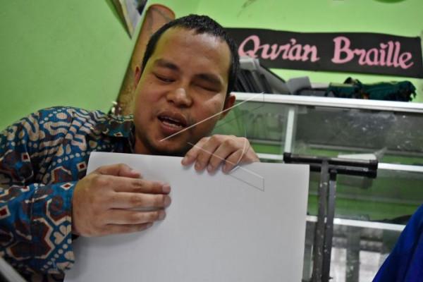 Tadarus Quran Braile