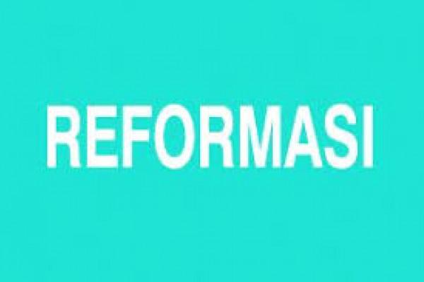 Refleksi dua dekade reformasi