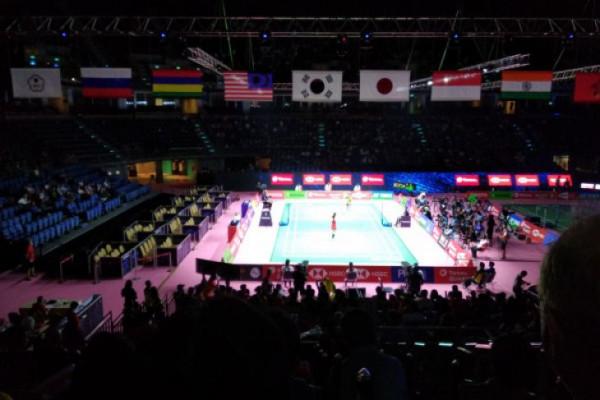 Thailand gagalkan Tim Uber Indonesia ke semifinal