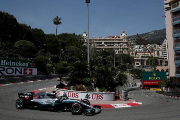 Hamilton rebut puncak klasemen berkat kemenangan GP Prancis