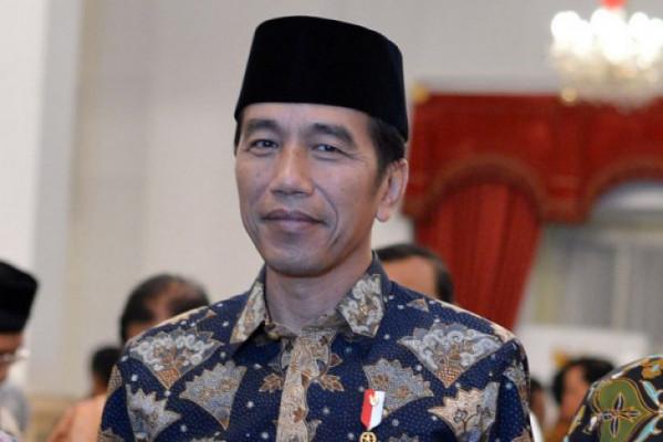 Hari ini Presiden Jokowi genap 57 tahun