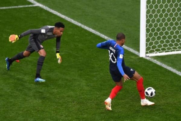 Prancis melaju ke babak 16 besar