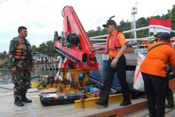 TNI AU kirim sonar cari KM Sinar Bangun