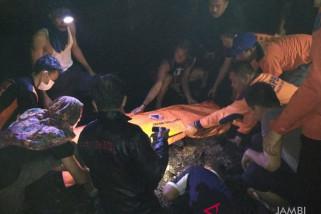 Nenek-cucu korban tewas akibat kebakaran di Tanjabbar
