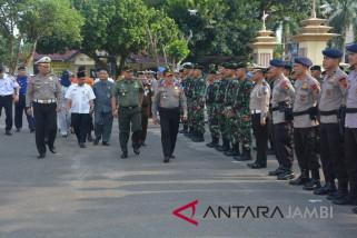 3.000 polisi Jambi disebar amankan pilkada