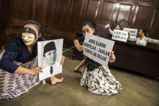 Peringati hari lahir Soekarno