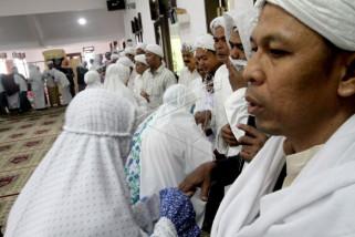 Lebaran Jemaah Tarekat Naqsabandiyah di Bogor