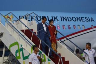 Presiden Jokowi kunjungi Bali