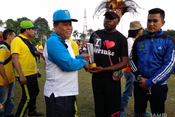 """""""Obah Owah"""" raih nilai tertinggi Festival Olahraga Tradisional"""